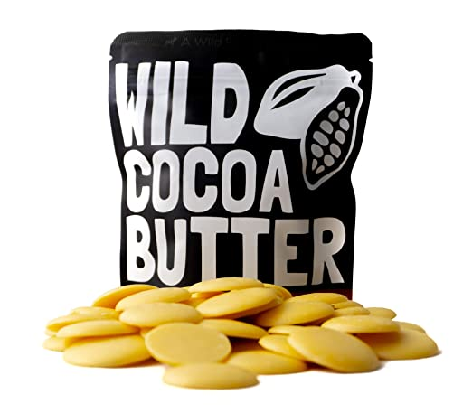 Wild Foods Raw Organic Cacoa Butter Wafers