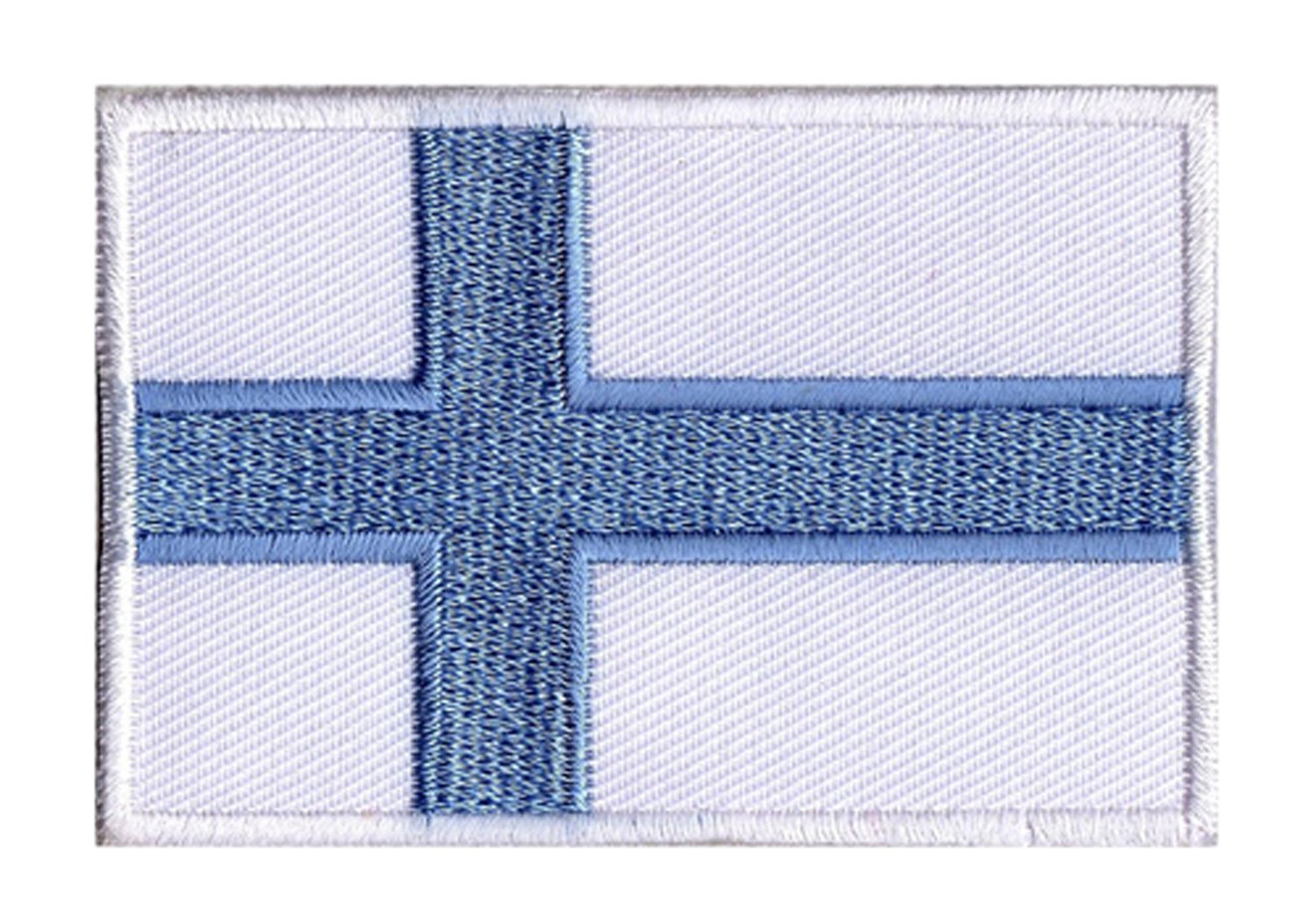 Patch Flagge Finnland NagaPatches