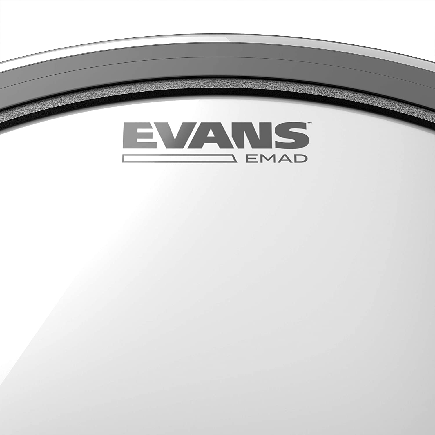 BD20EMAD 20 Inch Evans EMAD Clear Bass Drum Head