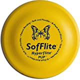 Hyperflite K-10 SofFlite Dog Disc 8.75 Inch, Ultra-Soft for Canines with Sensitive Mouths, Best Flying, Dog Frisbee…