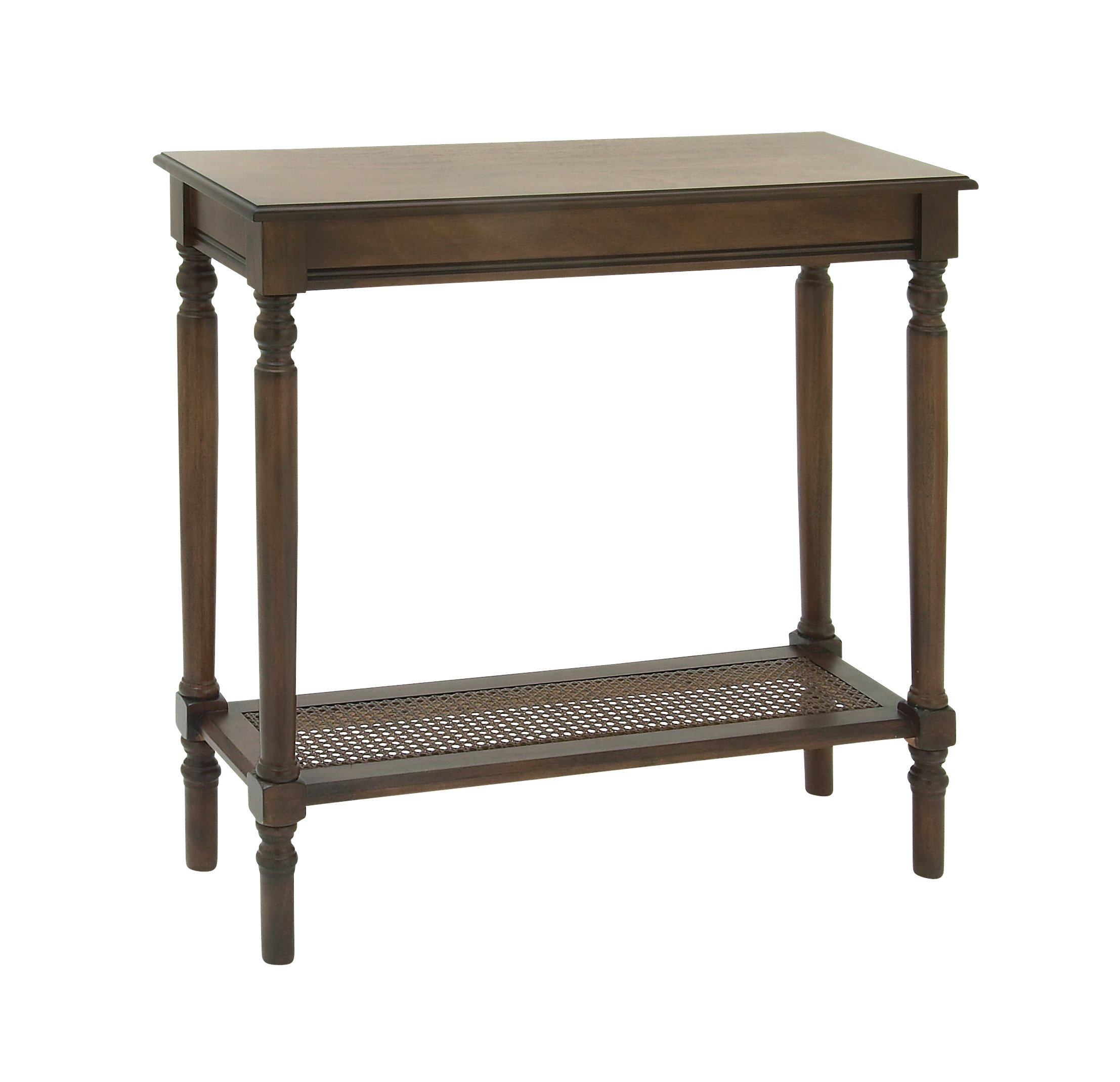 Deco 79 96382 Wood Console Table, 31'' x 32'', Brown