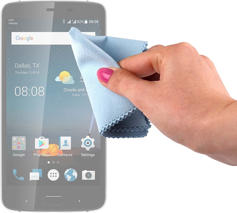 DURAGADGET Gamuza Limpiadora para Smartphone Fusion5 Gen II/Kata ...
