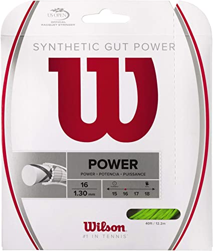 Wilson Synthetic Gut string review