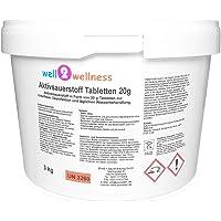 Oxígeno activo pastillas 20g/sauers SmartOffice ftabs/O² de Tabs