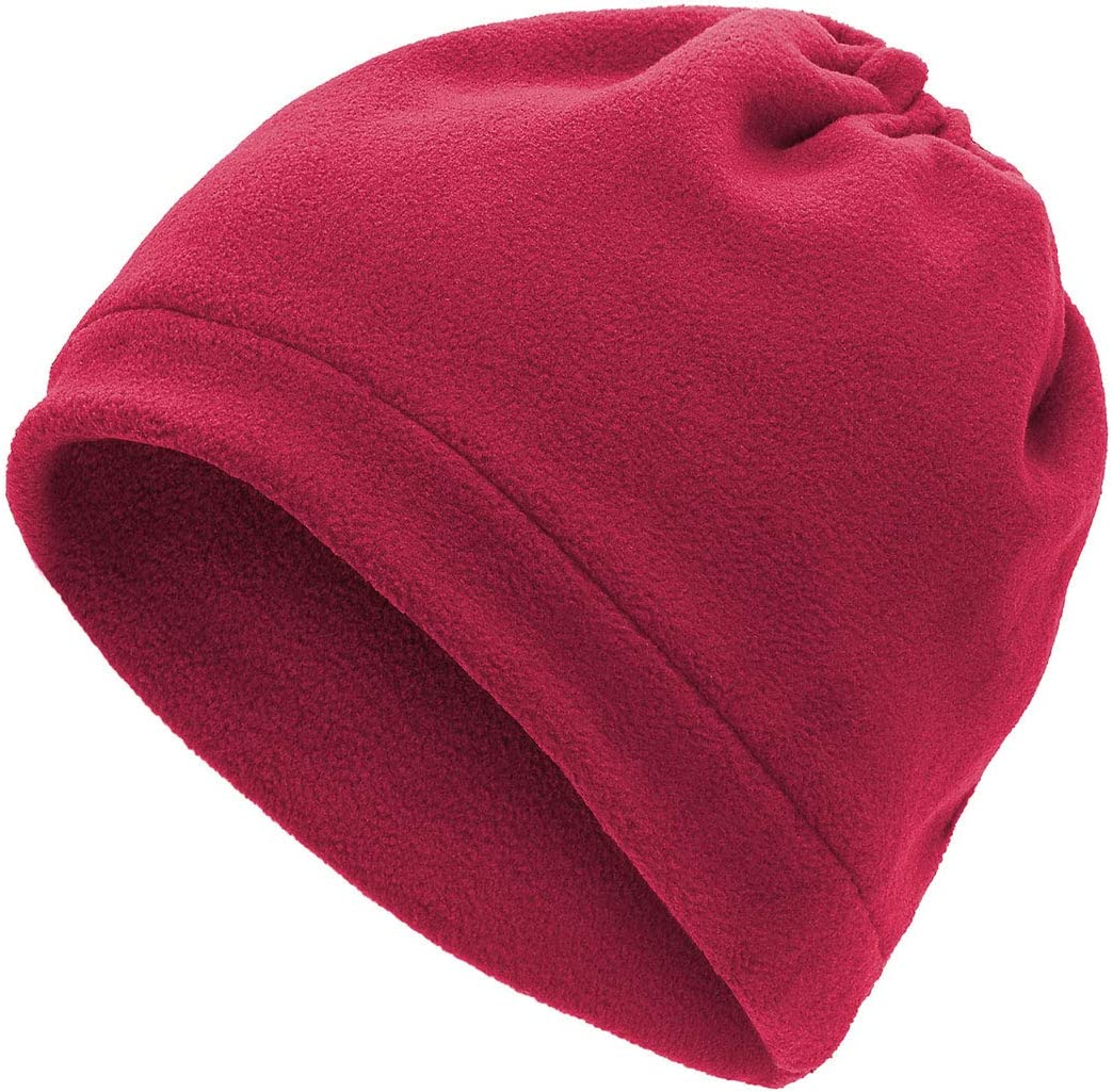 Scarf Neck Warmer Unisex Cache Cou Winter Soft Scarf for Sport Outdoor Watermelon Red