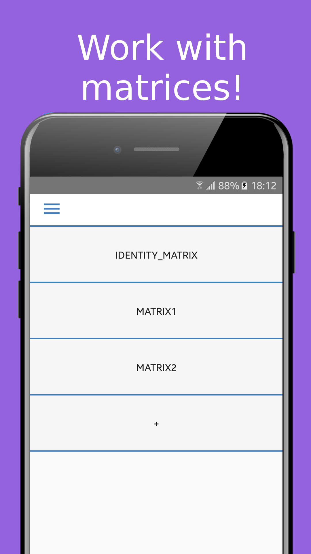 CMG Calculator - calculations, graph plotting, matrix operations and more: Amazon.es: Appstore para Android