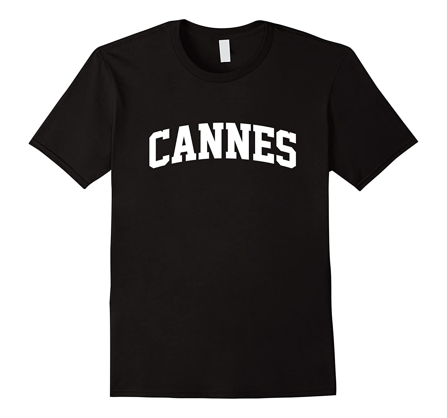 Cannes Workout Training Activewear T-Shirt-Vaci