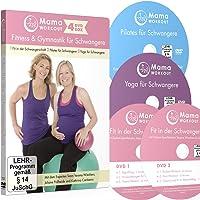 MamaWORKOUT - Fitness & Gymnastik für Schwangere zum Sparpreis ++ 1. Fit in der Schwangerschaft 2. Pilates für Schwangere ++ ... Schwangere ++ von Expertin Verena Wiechers