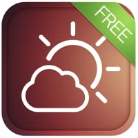 Weather Book Free - Weather Forecast for 15 days