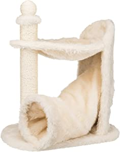 Trixie Baza Gandia Scratching Post with Hammock, Tunnel, Cat Tree, Cat Playground