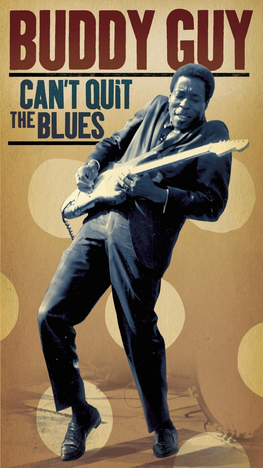 Can't Quit The Blues by Guy, Buddy