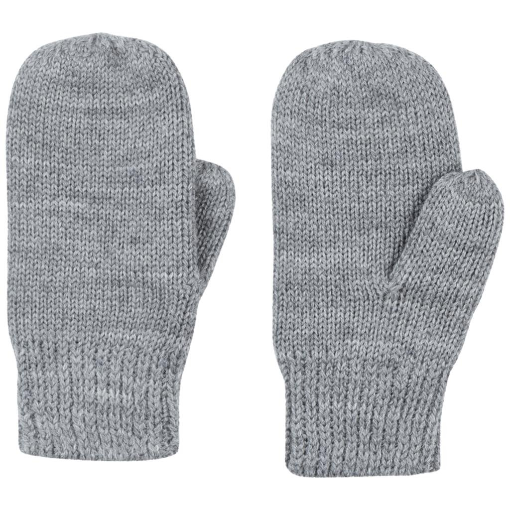 POLARN O. PYRET SOFT MERINO WOOL MITTENS (BABY)