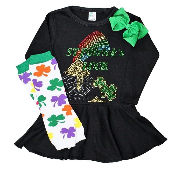 St Patricks Day Lepricorn Leprechaun Lucky Pot of Gold Toddler T Shirt