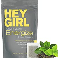 Metabolism Booster Tea for Women - Energize Tea Will Increase Energy, Focus and...