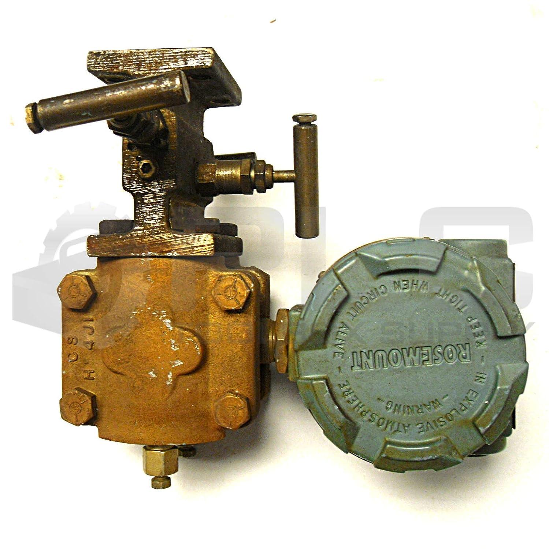ROSEMOUNT 1151DP4S12B1 Pressure Transmitter
