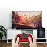 XFUNY PS4 Controller, Dualshock 4 Wireless Game