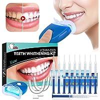 Kit de Blanqueamiento Dental Profesional Blanqueador Dientes Gel,Contra