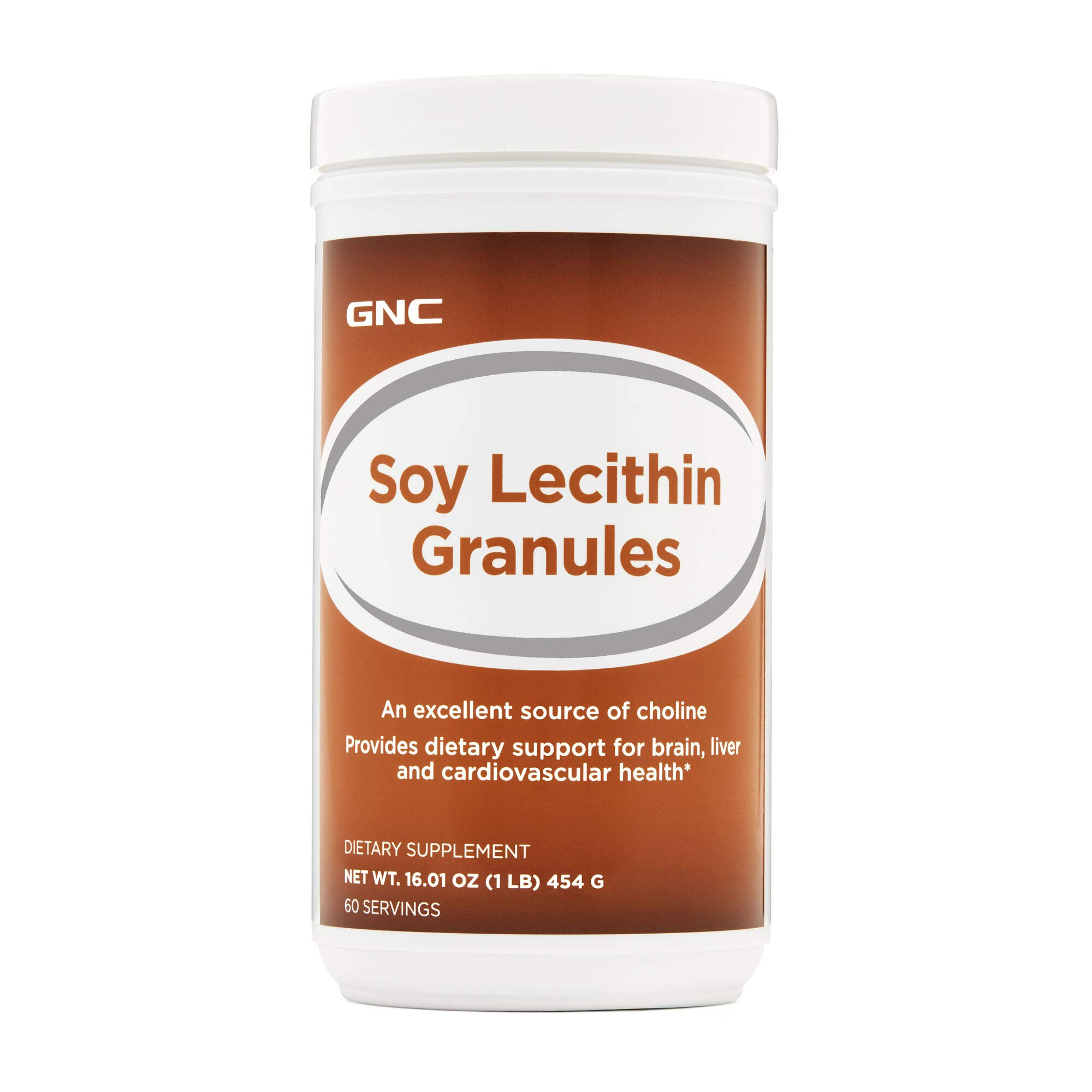 GNC Soy Lecithin Granules by GNC