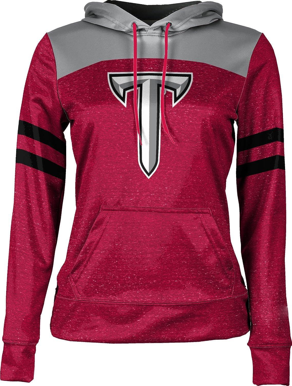 School Spirit Sweatshirt Gameday Troy University Girls Pullover Hoodie