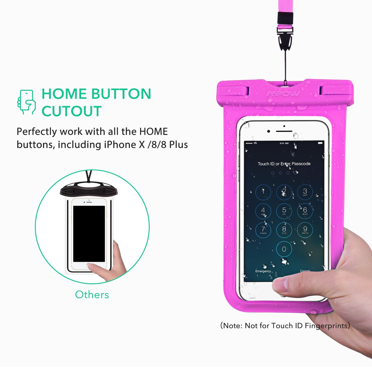 Black Phone Running Holder for Running Hiking Biking with Key Holder ANMRY Running Phone Armband Case for iPhone 11 Pro Max Xs Max XR X 8 7 6s Plus,Galaxy S10 S9 S8 S7 S6 Edge Note 10 9 LG G6 G5