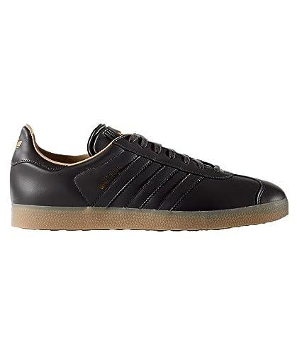 adidas originals gazelle trainers in black bb5504