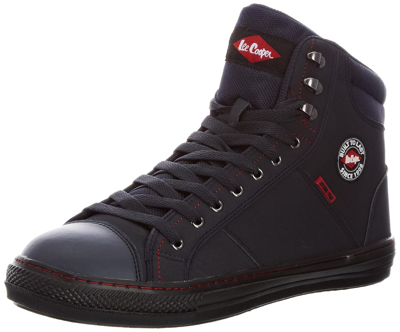 Lee Cooper Workwear Baseball, Men's Safety Shoes, Black, 3 UK (36 EU) Men's Safety Shoes LCSHOE022