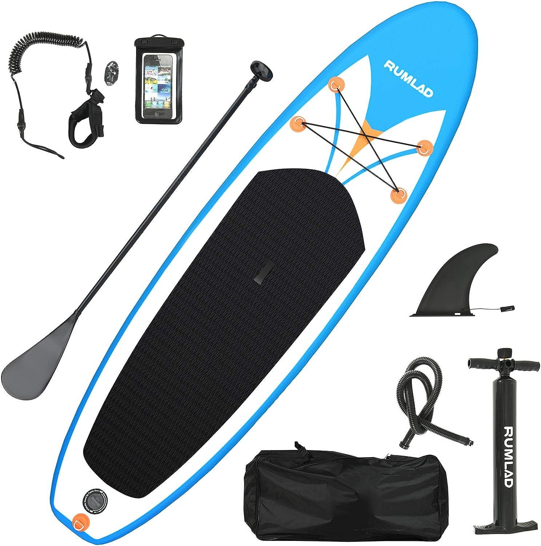 rumlad kids inflatble paddle board