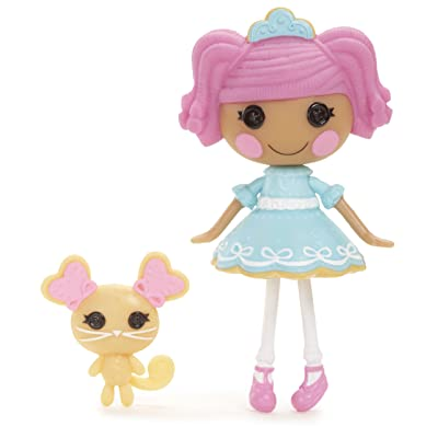 Lalaloopsy Mini Doll, Fancy Frost-N-Glaze: Toys & Games