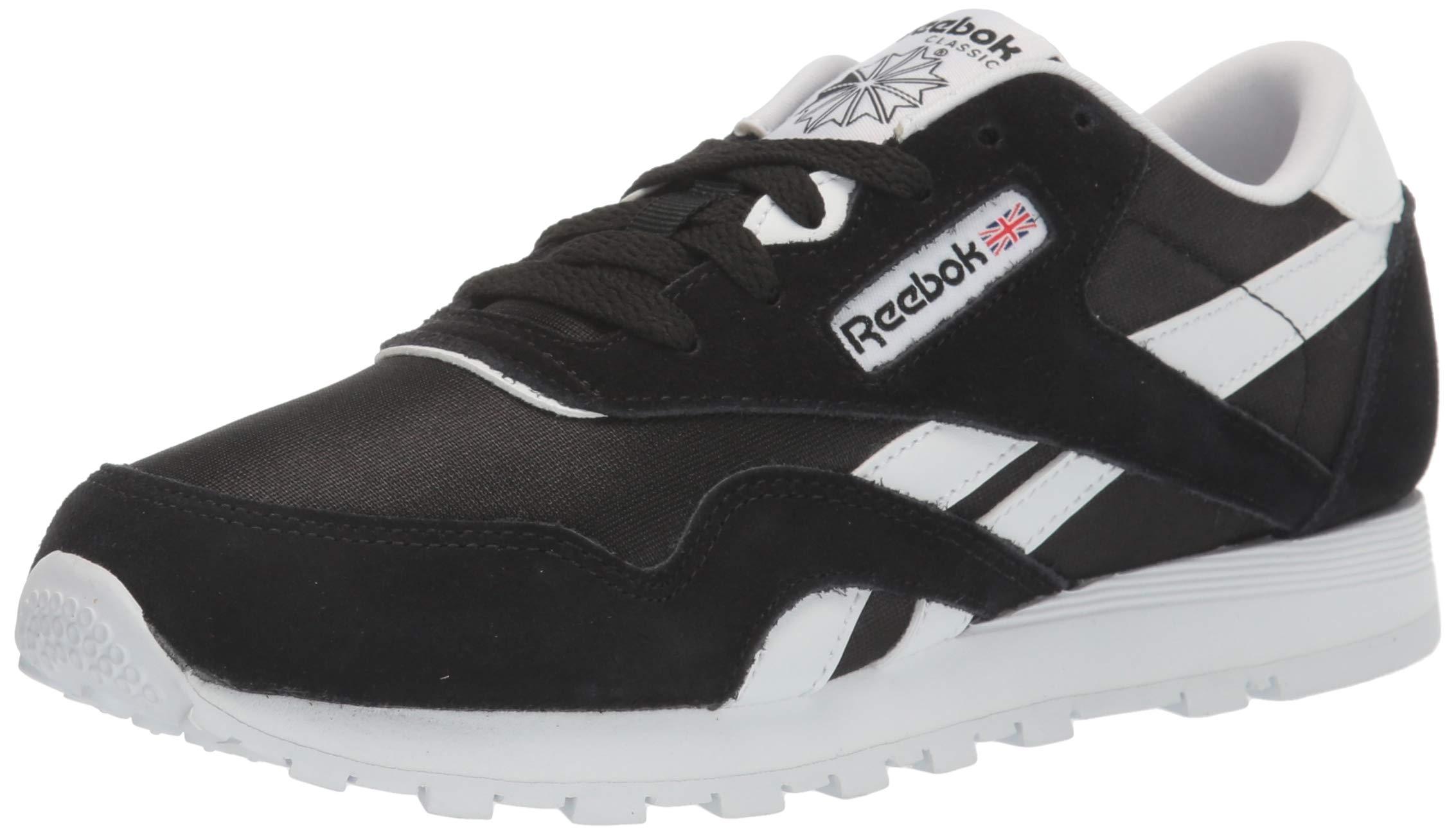 Reebok Kids' Classic Nylon Fashion Sneaker