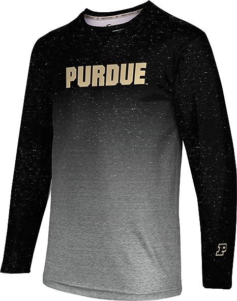Gradient ProSphere Purdue University Mens Long Sleeve Tee