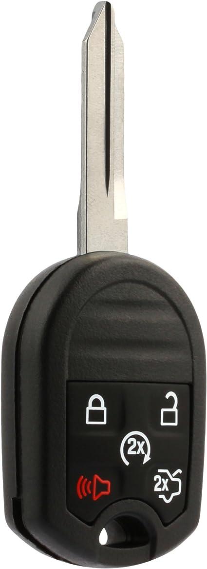 Lincoln CWTWB1U793 4-btn - Guaranteed to Program Mercury Mazda Car Key Fob Keyless Entry Remote fits Ford
