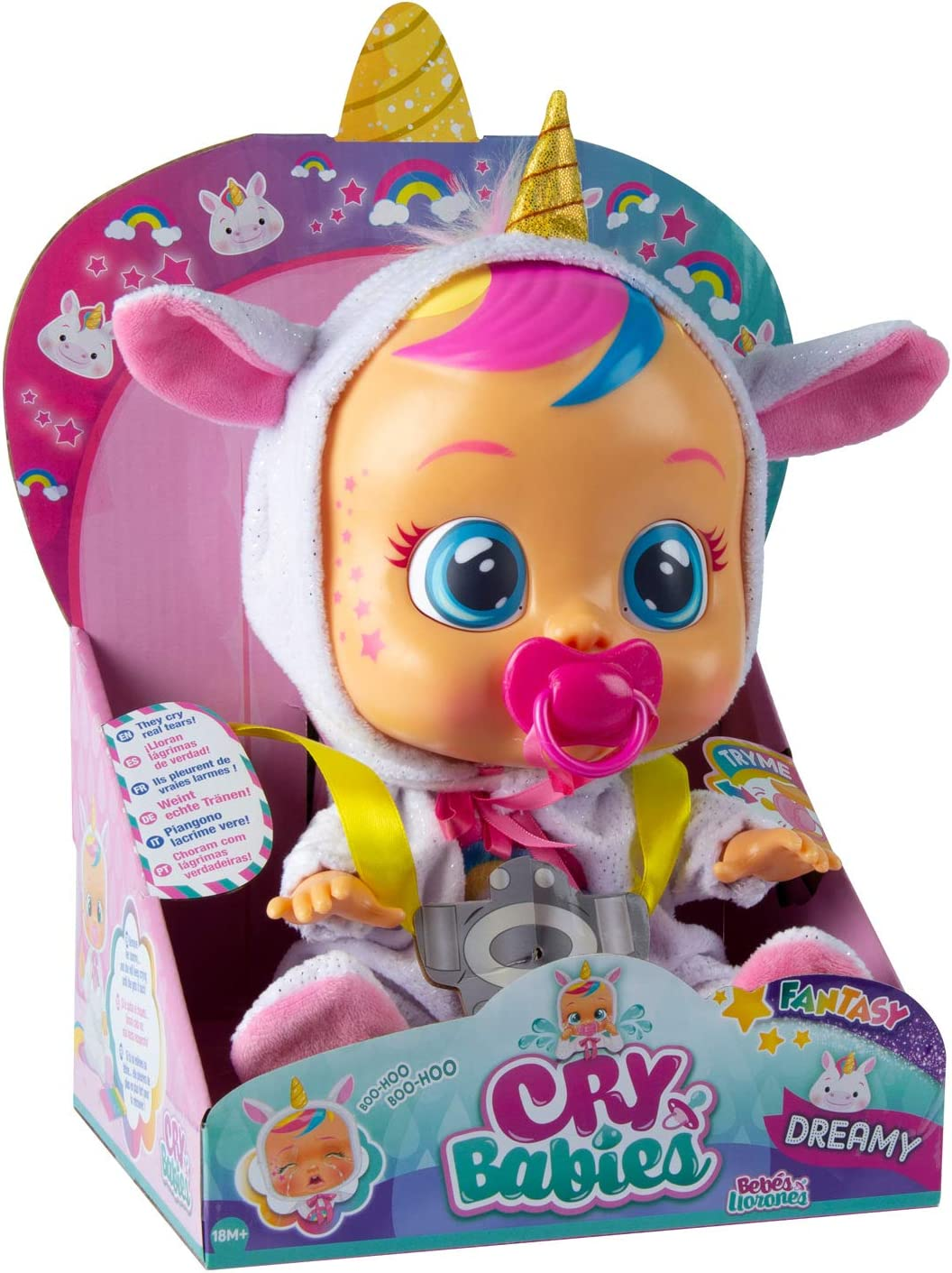 Nouveau CRY BABIES MAGIC Larmes