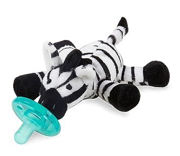 Amazon.com: Zebra Wubbanub Chupete: Baby