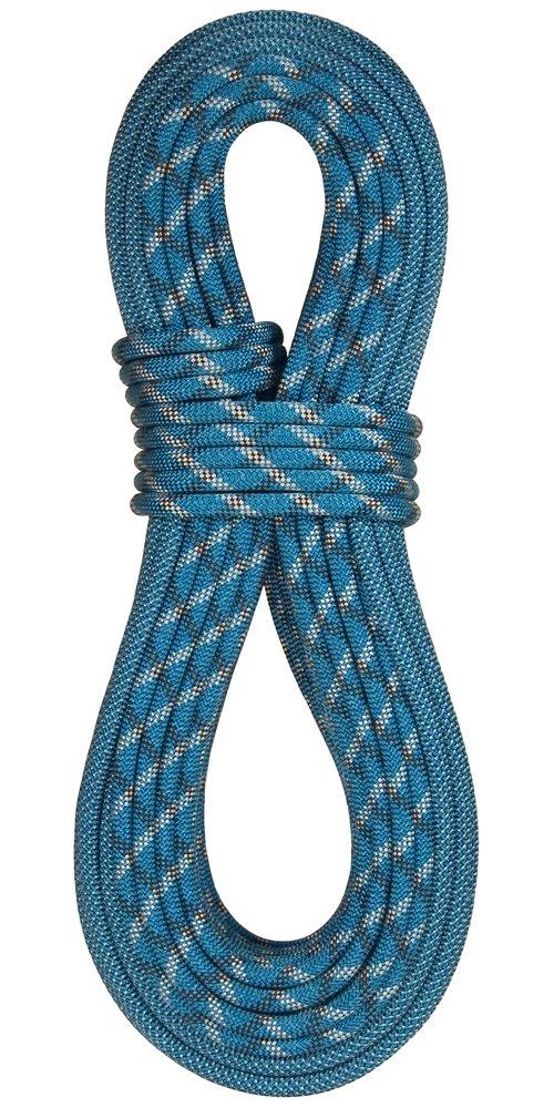 ブルー水エリミネータークライミングロープ – 10.2 MM 60M Bi-Pattern Blue B004C4CYQI