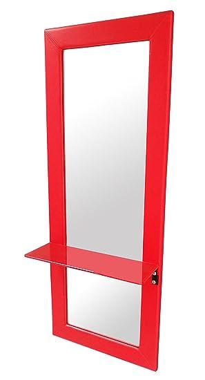 Crisnails® Espejo de Pared con un Tablero Profesional para ...