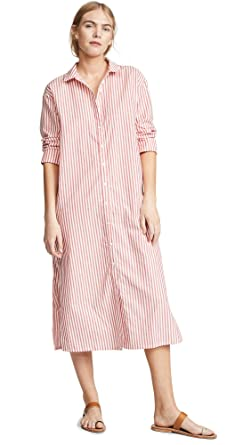 where to buy shop for various design Stateside Women's Oxford Shirtdress
