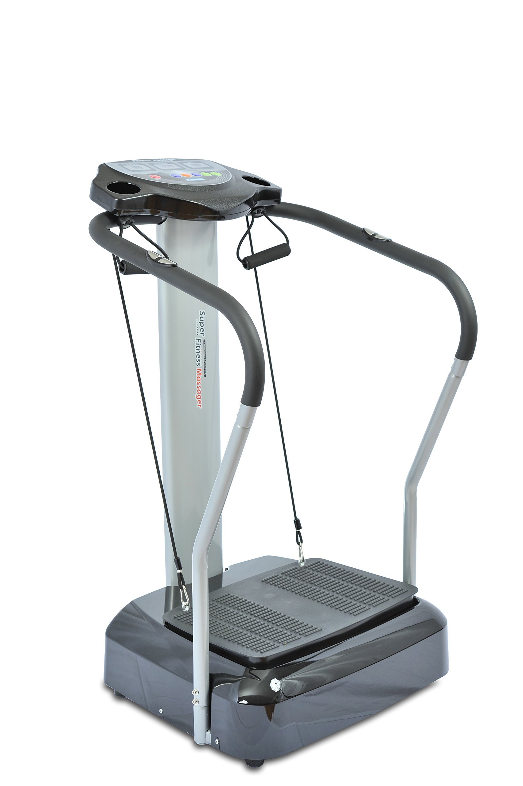 Crazy Fitness Massager with stretch strings 500W vibration platform - AUW-503 - , Hurry - limited time offer (exp. Nov 8, 2014)