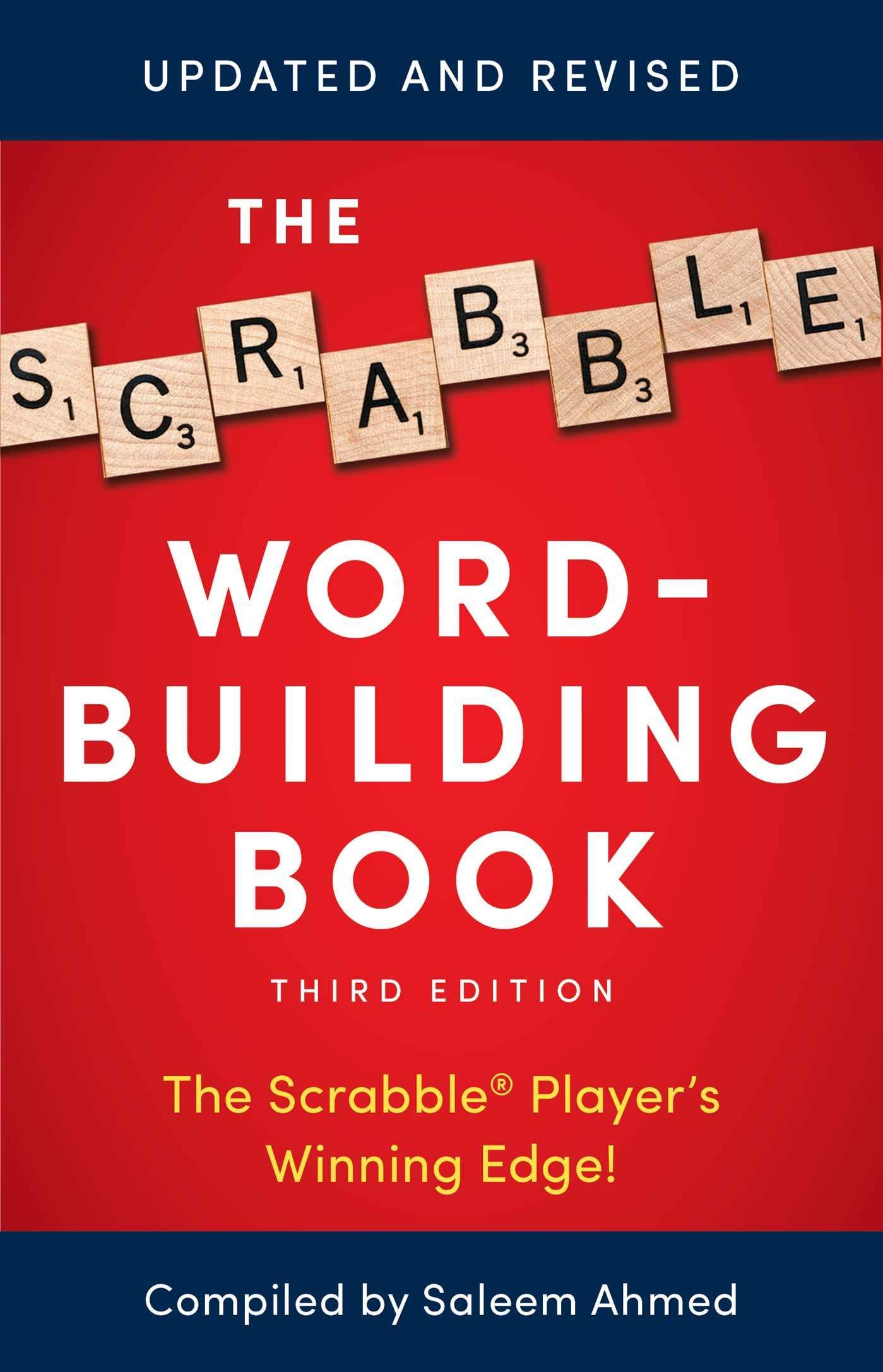The Scrabble Word-Building Book: 3rd Edition: Amazon.es: Ahmed, Saleem: Libros en idiomas extranjeros