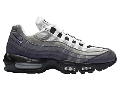 | Nike Men's Air Max 95 Leather Casual Shoes