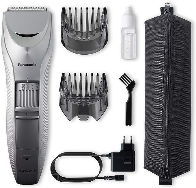 Panasonic ER-GC71 - Cortador de barba / cabello con 39 ...