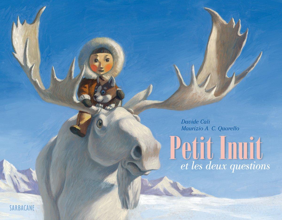 """Résultat de recherche d'images pour """"petit inuit et les deux questions"""""""