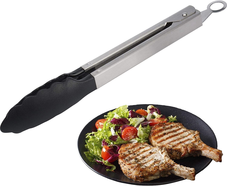 Kochpinzette 35 cm de long-de Cuisine Pince à épiler-Barbecue Pince à épiler-Pince à barbecue-Edelstah