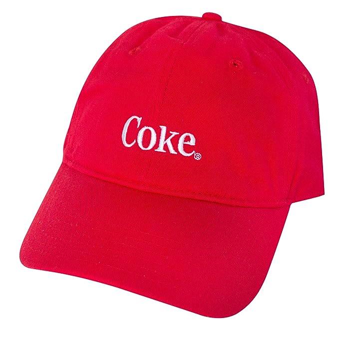 4e4a51d3cc8 Image Unavailable. Image not available for. Color  Coca-Cola Coke Dad Hat