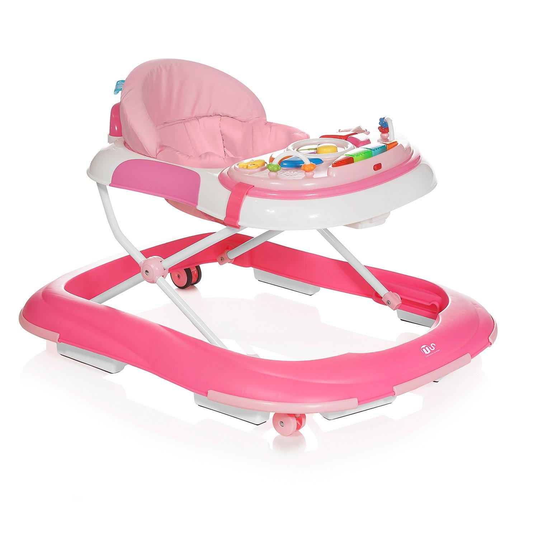 Innovaciones MS 404 Basic Plus Andador, Rosa: Amazon.es: Bebé