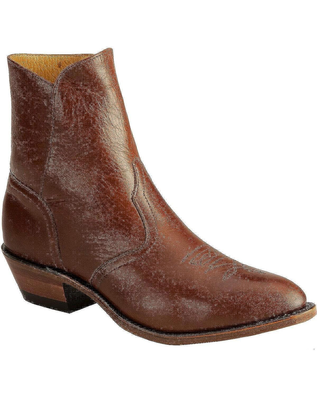 Soul Rebel Stiefel Amerikanischen – Stiefel Western bo-8203 – 72-e (Fuß Normal) – Herren – Braun