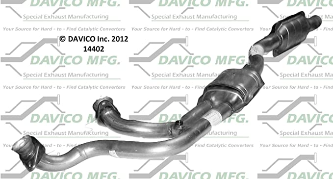 Davico 14402 Catalytic Converter