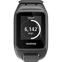 TomTom Spark GPS Multi-Sport Fitness Watch - Large Strap, Black