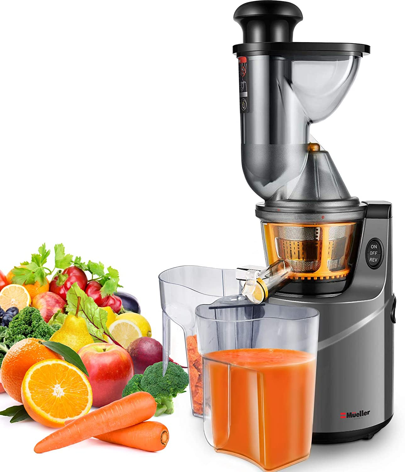71rtNvIJCIL. AC SL1500 The Best Masticating Juicer 2021 - Reviews & Buyer's Guide