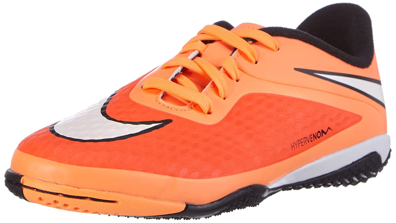 Nike Jr Hypervenom IC Jungen Fußballschuhe