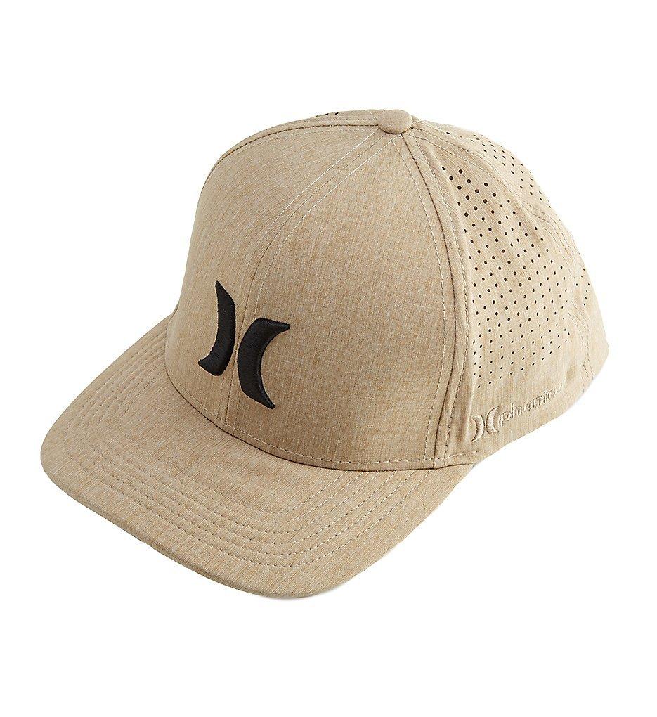 b60759aaef800 Hurley MHA0007290 Men s Phantom Vapor 3.0 Fitted Hat